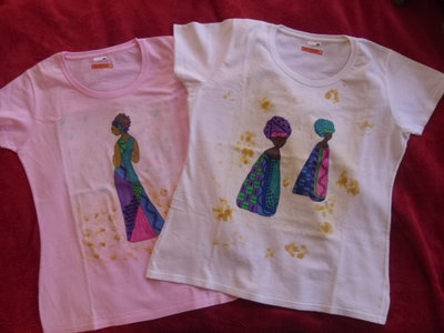 magliette donna etnico