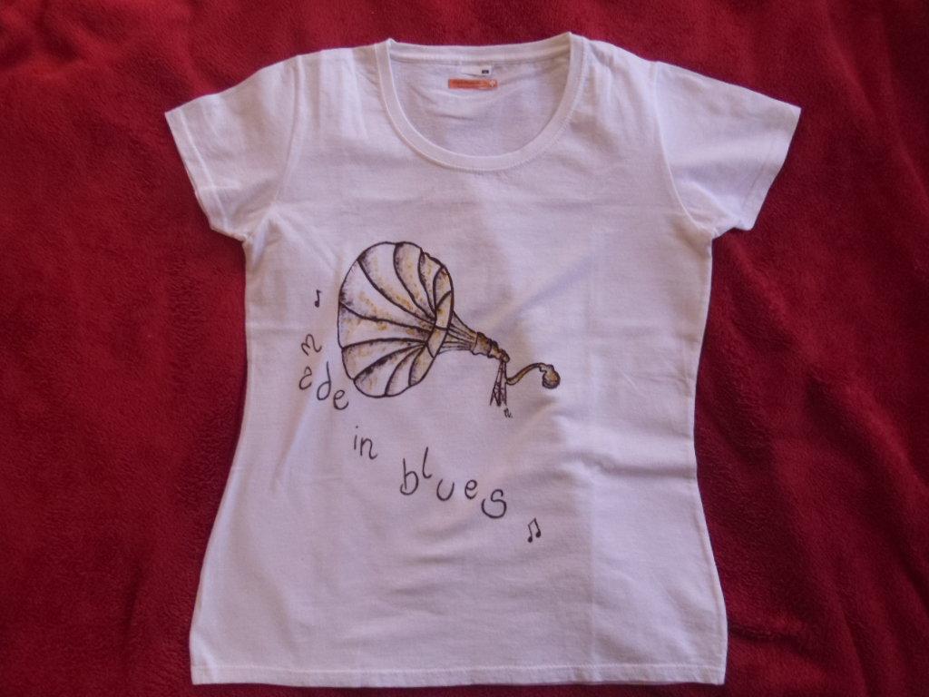 magliette donna musica