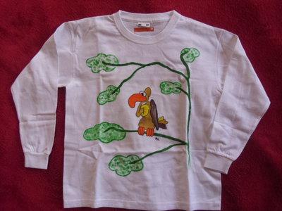 magliette 5/6 anni manica lunga