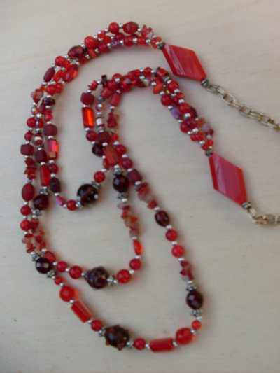 red jasper mod. FLAMENCO