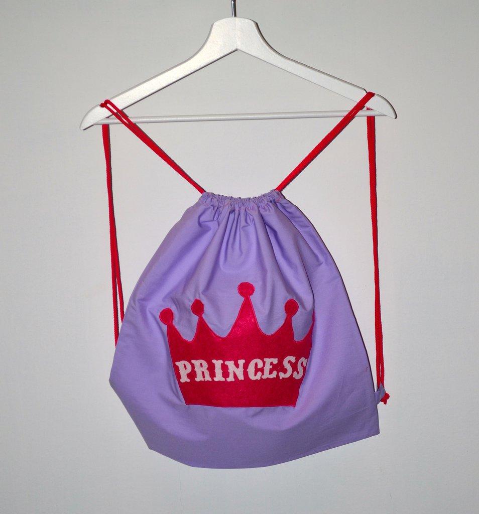 Zainetto per principesse