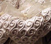gessetti profumati cuore 24 pezzi per bomboniere o natale