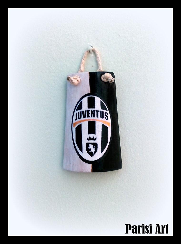 Tegola decorata Juventus
