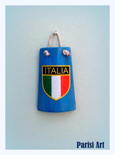 Tegola decorata Italia