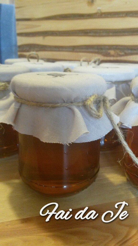 Extrêmement Bomboniere vasetti di miele. - Feste - Bomboniere - di FAI DA JE  BE24
