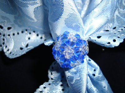 "Anello ""Crystal dome"""
