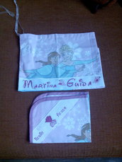 SET ASILO BIMBE FROZEN