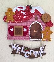 """Natale - casetta fuori porta """"ginger"""""""