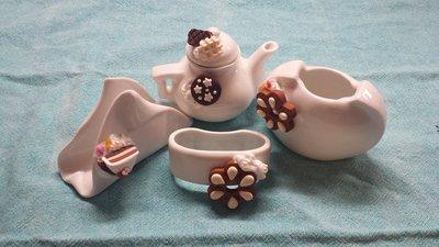 piccole ceramiche dolci