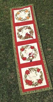 Natale - Runner centrotavola