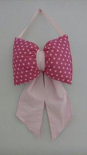 Fiocco nascita personalizzabile BC Baby Collection It's a girl