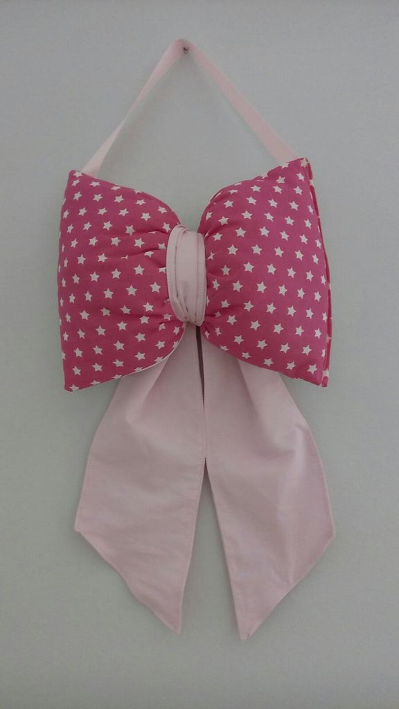 Fiocco nascita personalizzabile BC Baby Collection It's a girl