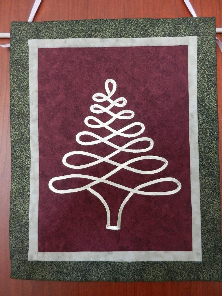 Natale - Pannello Patchwork