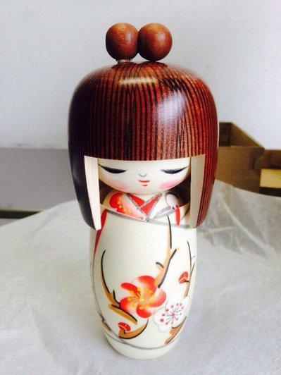 Bambola giapponese - Kokeshi Sogno di Primavera