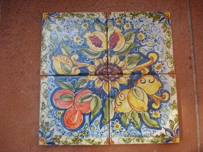 Pannello in ceramica 20x20