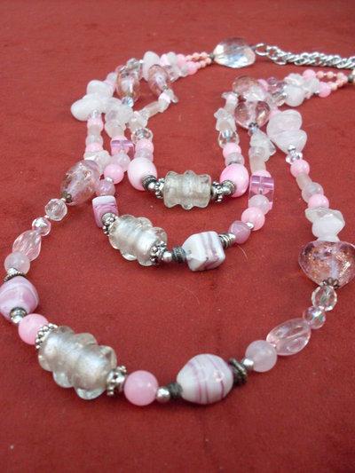 pink quartz mod. PINK HEART