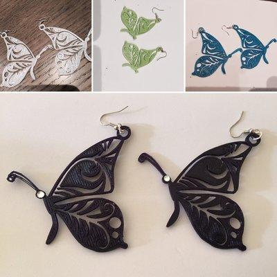 Farfalle in pla