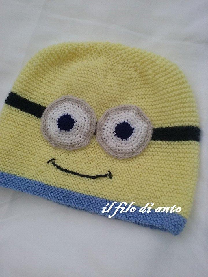 Il cappello Minion