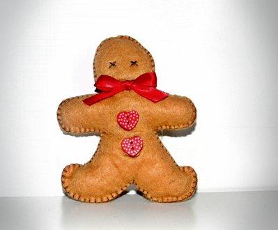 Ginger di Natale
