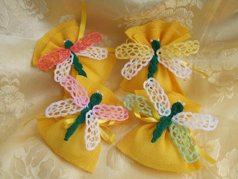 bomboniere sacchetti confetti
