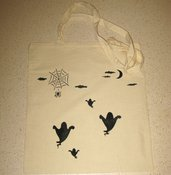 Borsa shopper halloween