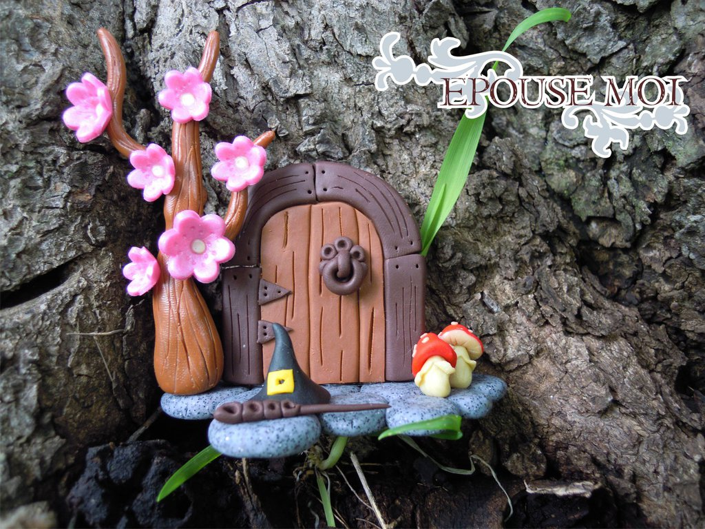 Fairy doors porticina incantata 2