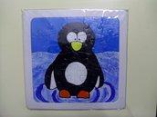 puzzle dipinto pinguino