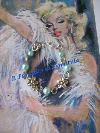 Braccialetto Flora/ bracelet Flora