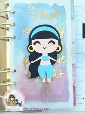 Paperpins lifeplanner-  Jasmin
