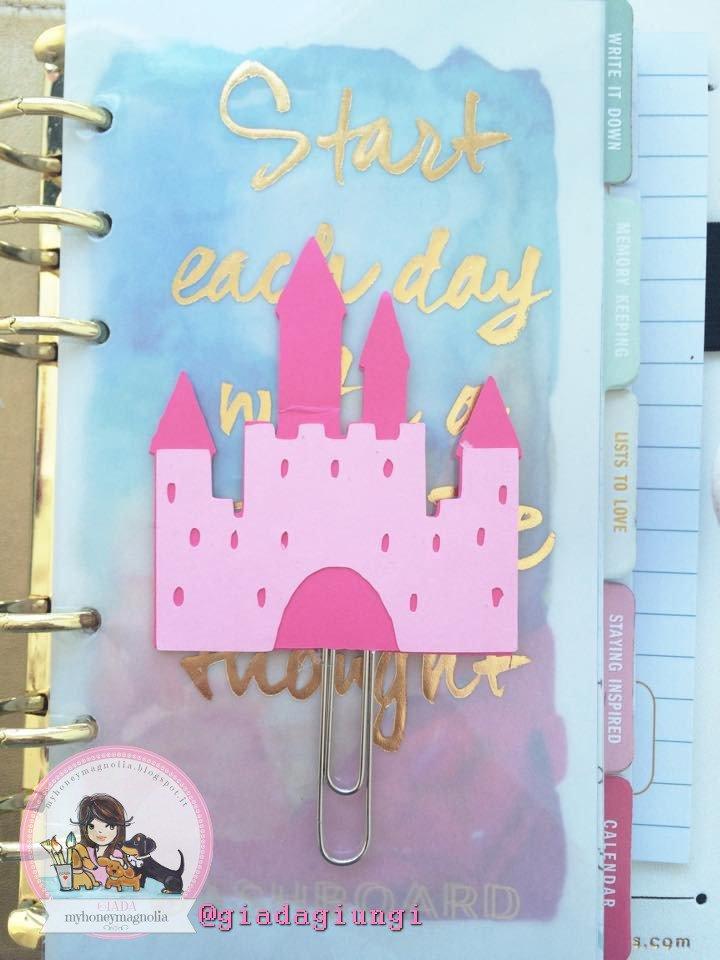 Paperpins lifeplanner-  castello