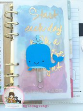 Paperpins lifeplanner-  Balena