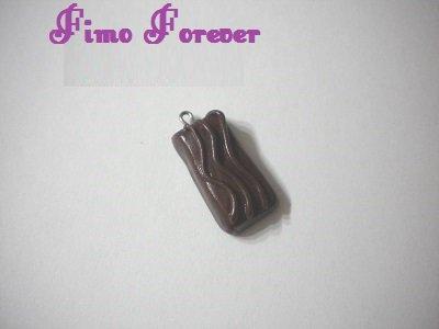 10 ciondolo fimo Fiesta handmade