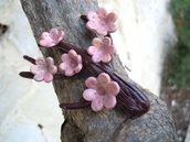 fiorellini in fimo