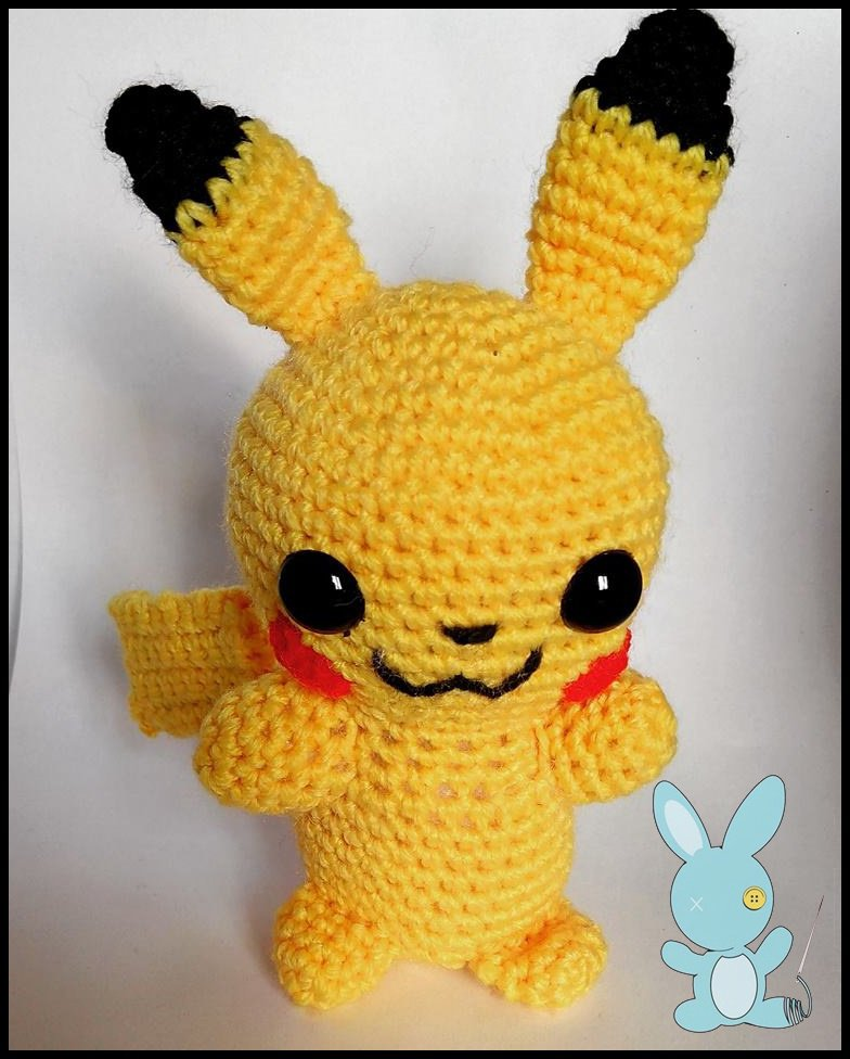 Pikachu Pokemon kawaii