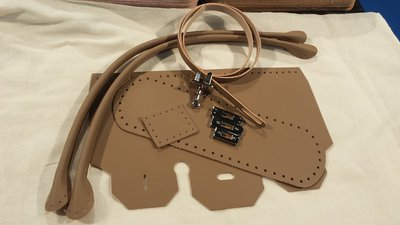 Kit Patella birkin 6 beige