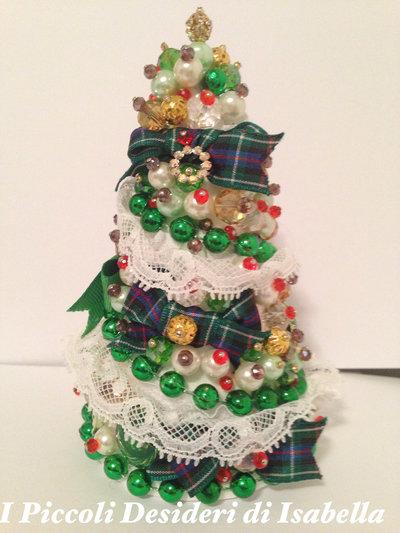 Albero di Natale verde piccolo