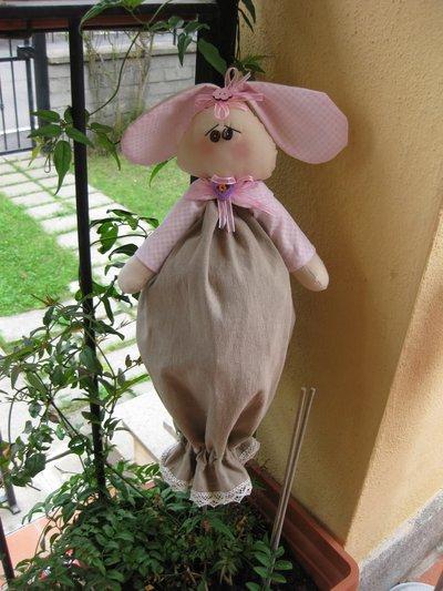 portasacchetti coniglietto