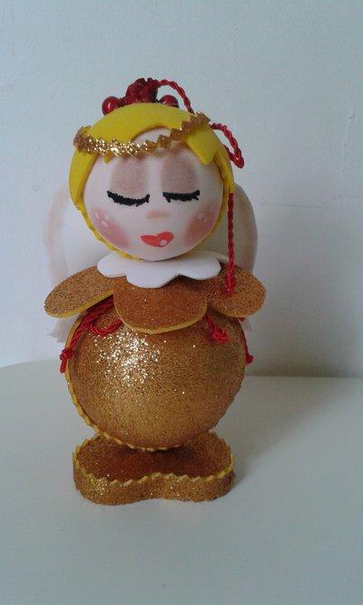 Sabrina angelo natalizio
