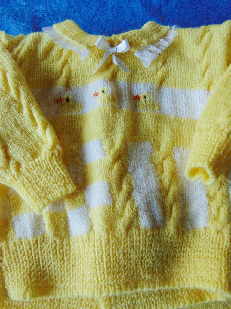 Completino giallo sole per neonato