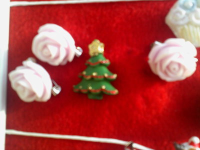 Spilla Abete di Natale