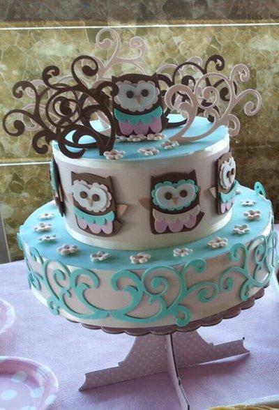 Torta in moosgummi