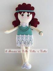 Rosetta bambola charleston