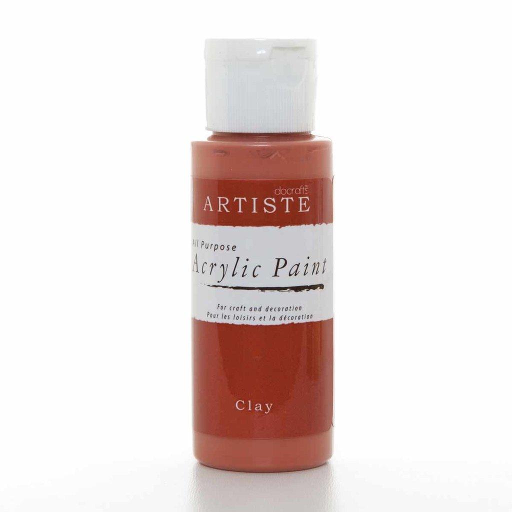 Colore acrilico - Clay