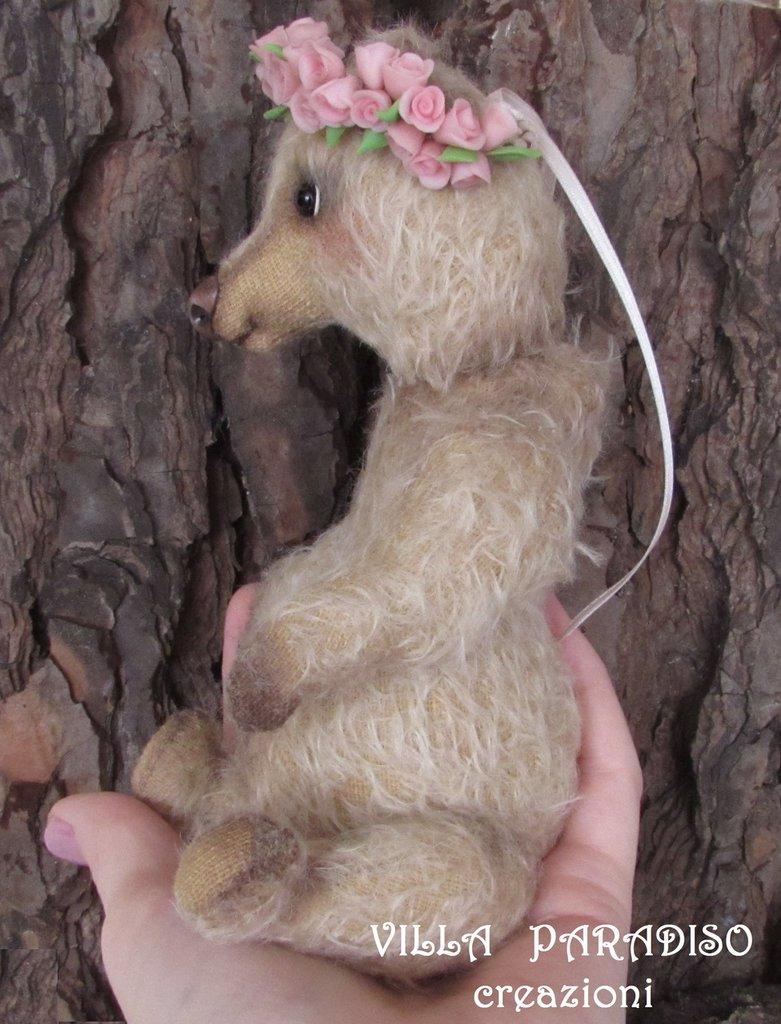 orsacchiotta teddy Tiziana