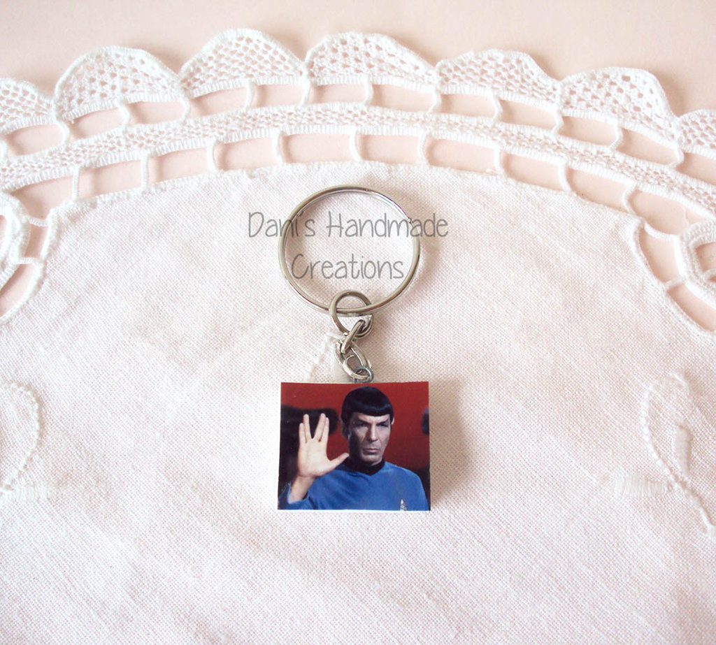 Portachiavi Star Trek - Spock