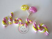 LETTERA CHARMS IN FIMO