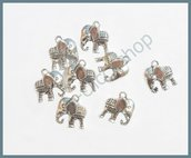 charms ciondolo elefantino 1 pz
