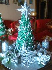 Albero di Natale centrotavola NATALIZIO