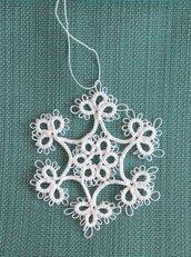 Decorazione natalizia per albero di Natale.