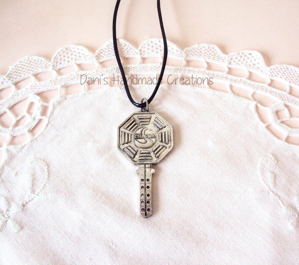 Collana chiave LOST